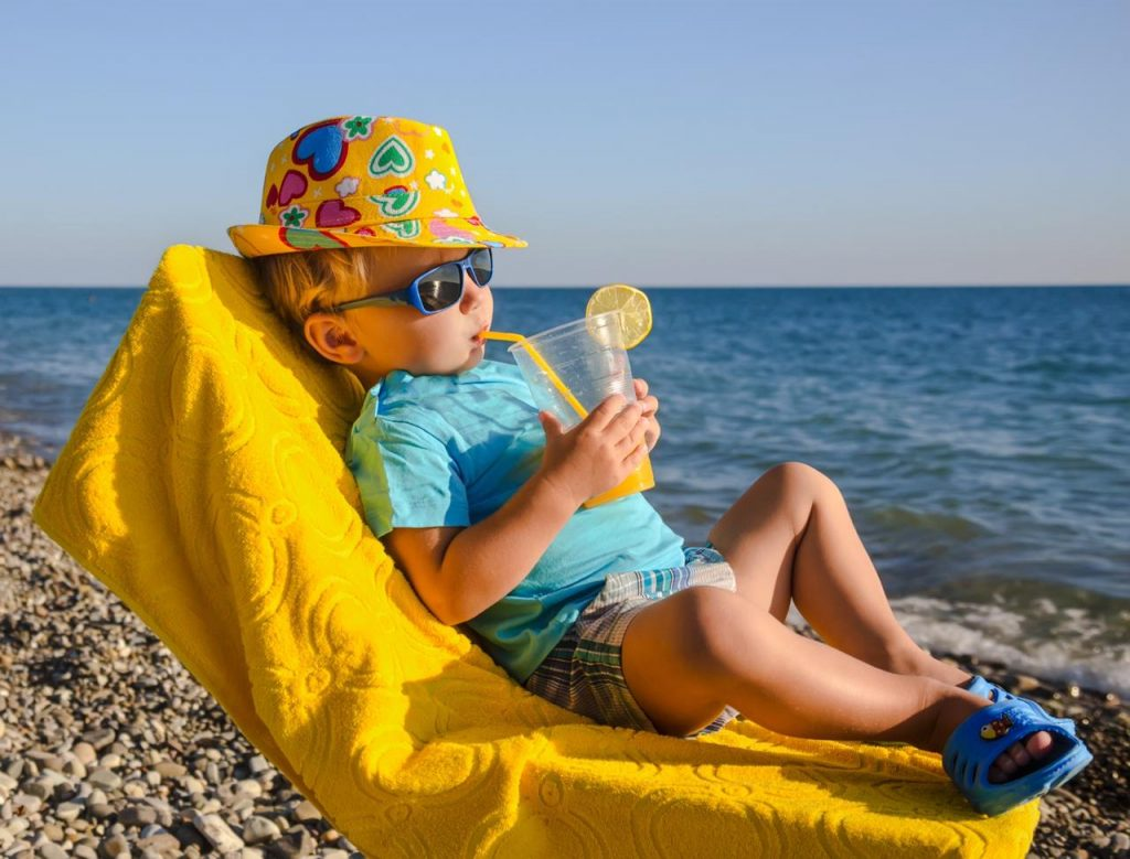 Детей на море картинки фото