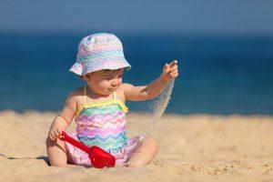 Отдых с ребенком на море 2019
